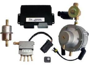 LPG gas kit